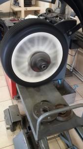 Балансировка литого диска