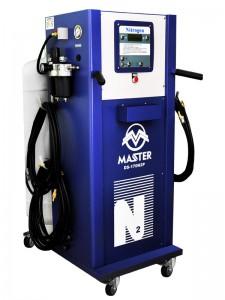 Оборудование для накачки азотом