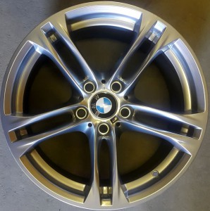 Покраска дисков   BMW M3